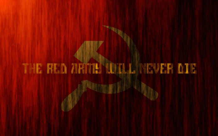 Red Army Will Never Die