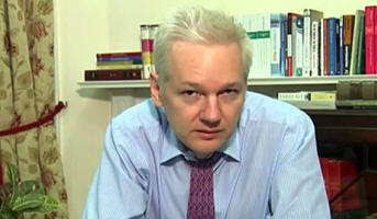Julian Assange calls Obama a hypocrite - interview