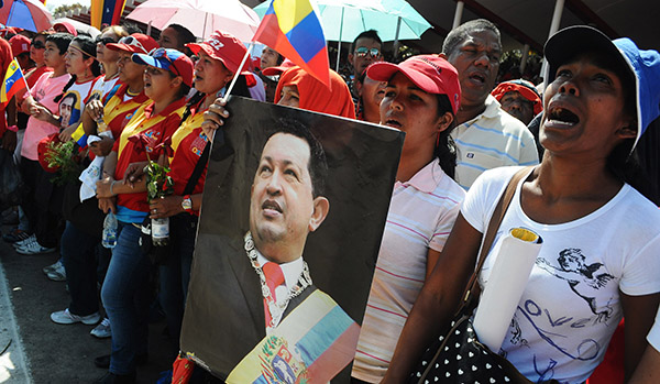 Hugo Chavez was a humble man who transformed the world - Rozoff