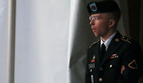 Persecution of Manning to continue